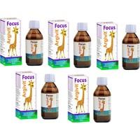 Argivit Focus 150 ml Şurup ( 5 Adet )