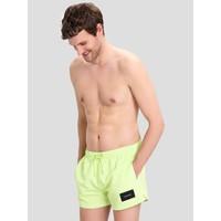 Calvin Klein KM0KM00277 Yeşil Erkek Mayo Şort