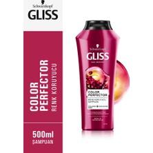 Gliss Schwarzkopf Gliss Color Perfector Renk Koruyucu Şampuan 500 ml