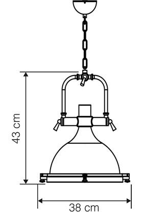 Biaydınlatma Özel Tasarım Lüx Sarkıt Avize Gold Kaplama Ms 156
