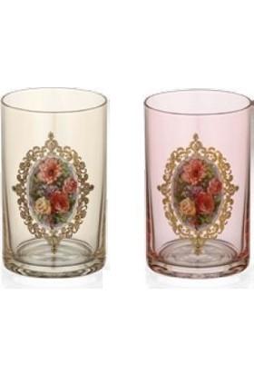 Gordion Ars 360 Kahve Su Bardağı Romantica Pembe