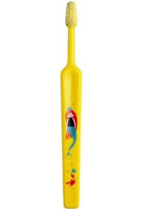 Tepe Kids Soft 3+ Yaş Çocuk Diş Fırçası Sarı