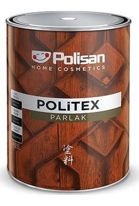 Polisan Politex Lüx Vernik Ahşap Koruyucu Parlak Yeşil 0,75lt
