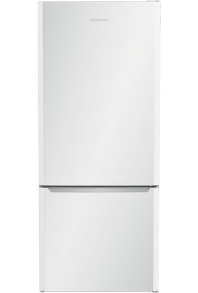 Grundig GKNE 4801 A 392 lt (Net Hacim) Duo No Frost Buzdolabı