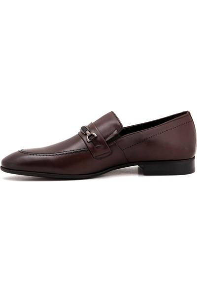 Oskar 2294 Oskar Klasik Erkek Ayakkabı - Kahve