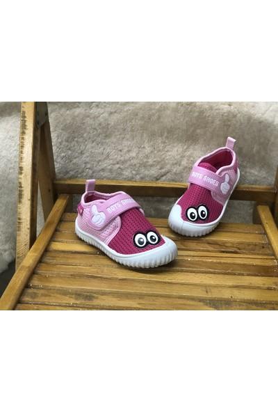 Gezer Bez Delikli Hava Alabilen Bebek Çocuk Ayakkabısı