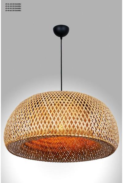 Kydonia Dizayn Modern Bambu Sarkıt