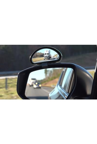Keyfi Sepet Araba Dış Ayna Üstü Ilave Kör Nokta Aynası (1 Adet)