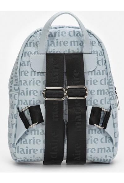 Marie Claire Açık Mavi Kadın Sırt Çantası Diana MC212102022