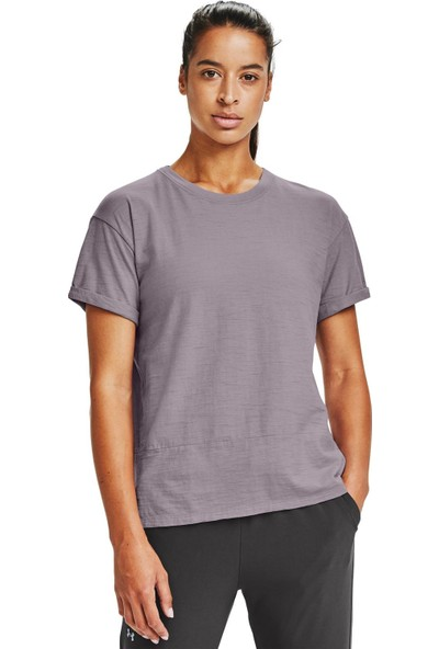 Under Armour - T-Shirt - Ua Charged Cotton Ss