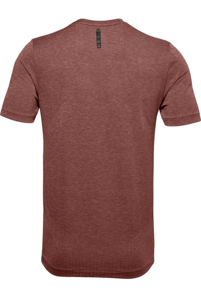 Under Armour - T-Shirt - Ua Rush Seamless Fitted Ss