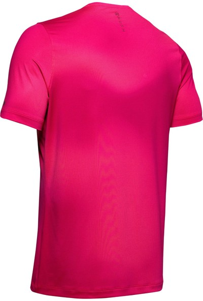 Under Armour - T-Shirt - Ua Hg Rush Fitted Ss Printed