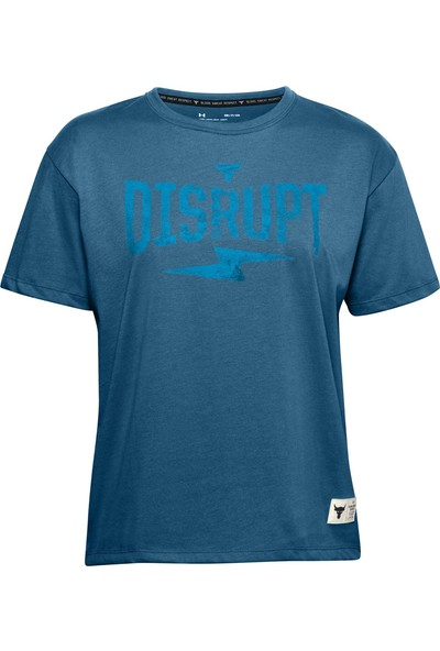 Under Armour - T-Shirt - Ua Project Rock Disrupt Ss