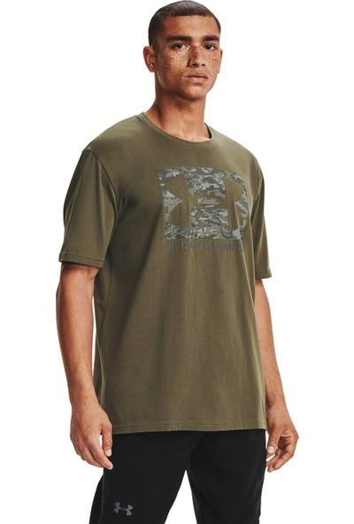 Under Armour - T-Shirt - Ua Abc Camo Boxed Logo Ss