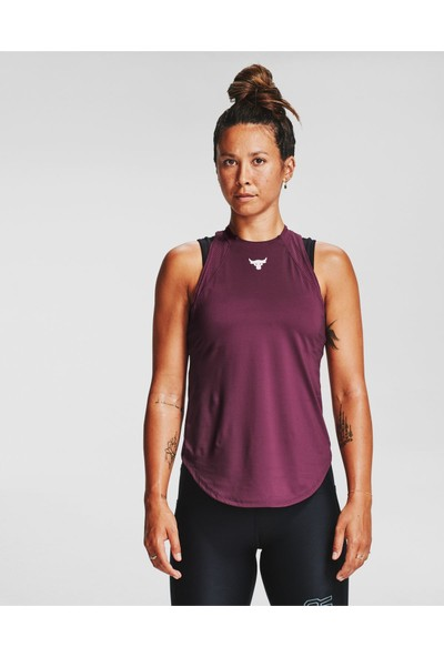 Under Armour - Atlet - Ua Project Rock Perf Tank