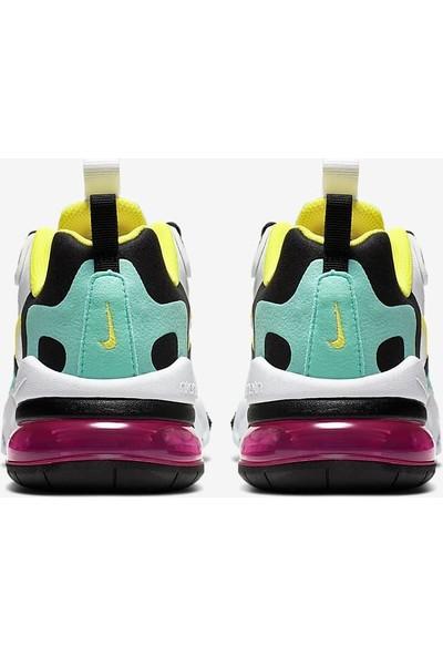Nike Air Max 270 React BQ0103-101 Kadın Spor Ayakkabı