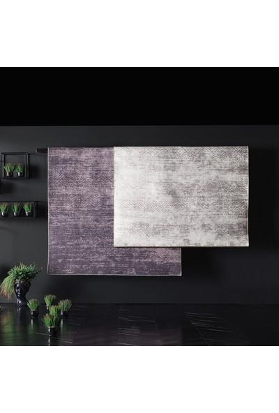 Enza Home Martha Modern Özel Tasarım Dokuma Halı Bej - (120x180 cm)