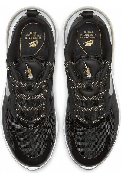 Nike Air Max 270 React CT3426-001 Kadın Spor Ayakkabı