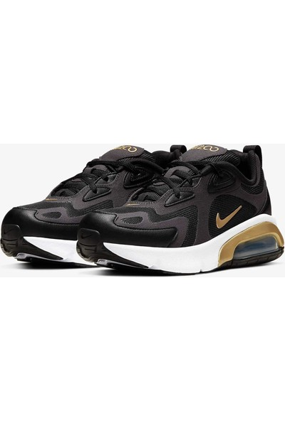 Nike Air Max 200 Siyah Kadın Spor Ayakkabı AT5627-003
