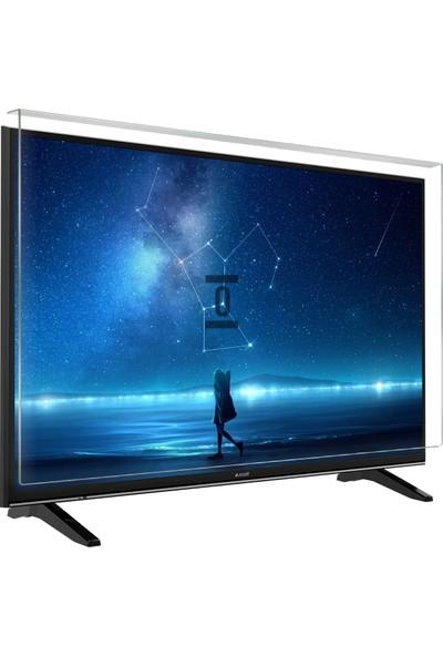 Evçelik 2.5mm Elmas Panel Arçelik A65 OLED 9795 5s Tv Ekran Koruyucu