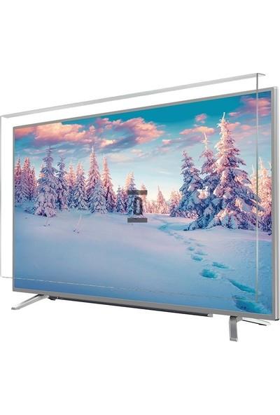 Evçelik 2.5mm Elmas Panel Grundig 43 Gcu 7900B Tv Ekran Koruyucu