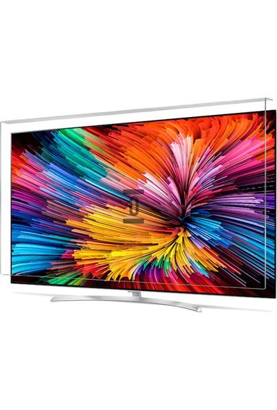 Evçelik 2.5mm Elmas Panel Lg 65UJ651V Tv Ekran Koruyucu