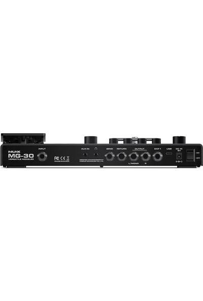 Nux Mg-30 Elektro Gitar Prosesörü