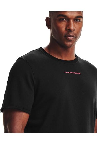 Under Armour - Sweatshirt - Ua Rival Terry Amp Ss Crew
