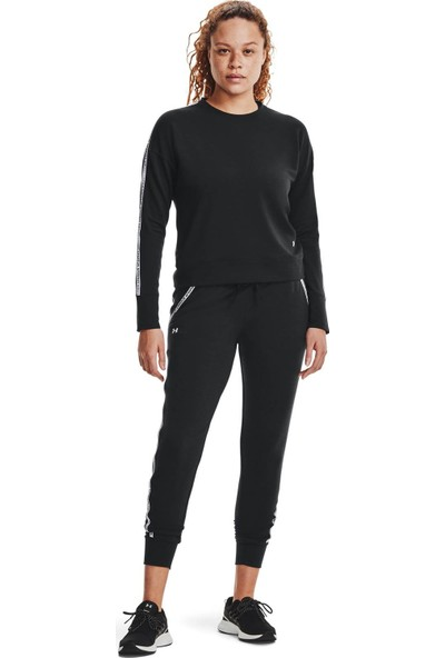Under Armour - Sweatshirt - Ua Rival Terry Taped Crew