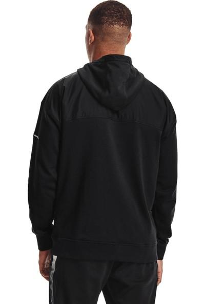 Under Armour - Sweatshirt - Ua Rival Terry Amp Fz Hd