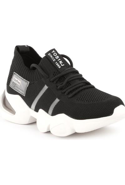Guja 327 Kadın Spor Ayakkabı Siyah