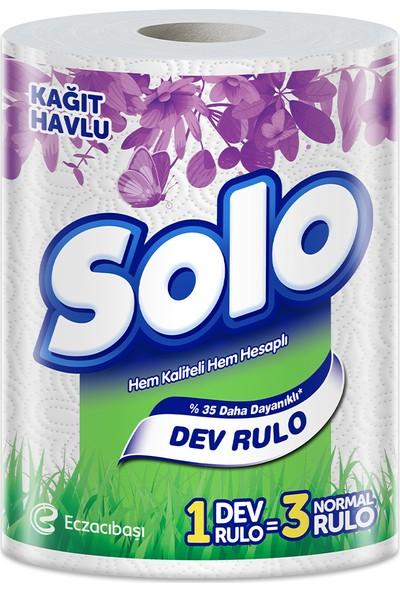 Solo Kağıt Havlu Dev Rulo