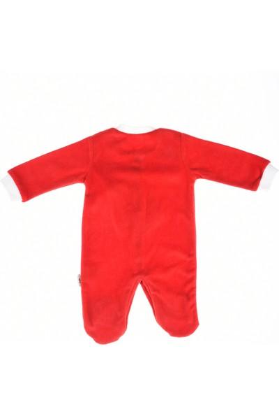 Necix's Noel Baba Nalı Tulum Erkek-Kırmızı