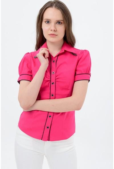 Sima Kadın Fusya Gömlek