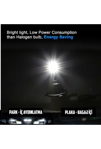C9 Cree LED Xenon Far Ampulü H4 High Tech