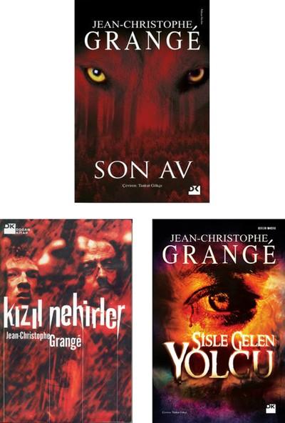 Son Av + Kızıl Nehirler + Sisle Gelen Yolcu / Jean-Christophe Grange 3 Kitap Set