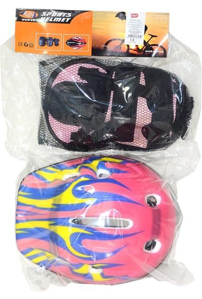 Birlik Toys 2001 Kask ve Dizlik Kolluk Koruma Seti
