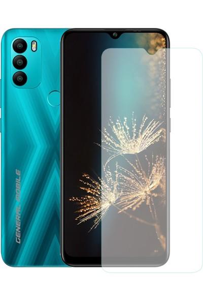 Bufalo General Mobile Gm 21 Plus Ekran Koruyucu Bufalo Flexiglass Nano