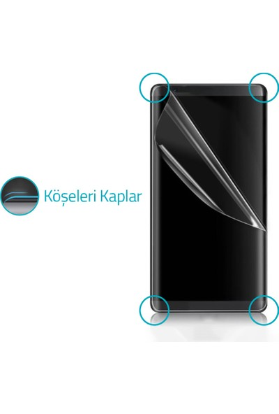 Bufalo General Mobile Gm 21 Pro Ekran Koruyucu Bufalo Flexiglass Nano