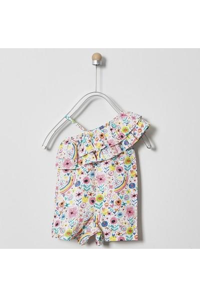 Panço Kız Bebek Salopet 2011GB30001
