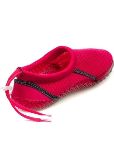 Sgs Fuşya Kadın Deniz Plaj Rafting Havuz Ayakkabısı