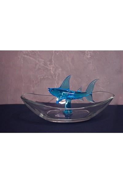 Adamodart Köpekbalığı Figürlü Çerezlik