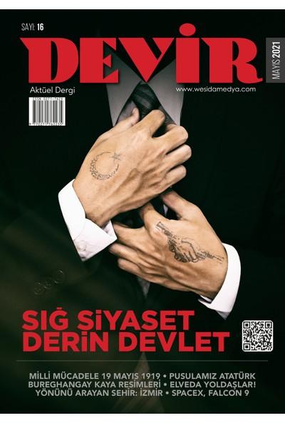 Devir Aktüel Dergi - Mayıs 2021