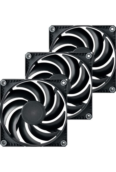 Phanteks 120MM Oem Premium Bilgisayar Kasa Fanı (3 Adet)