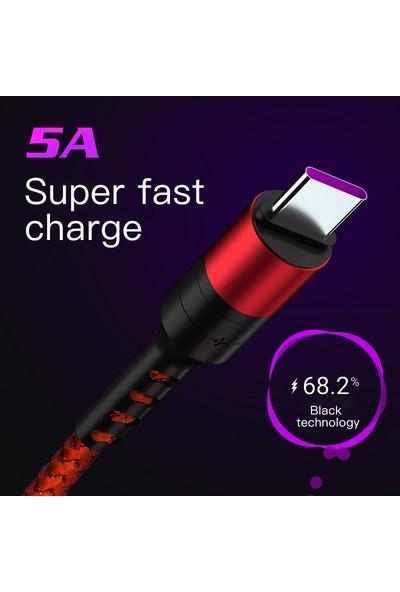 SKV Mobile Lightning 5A Hızlı Data ve Sarj Kablosu