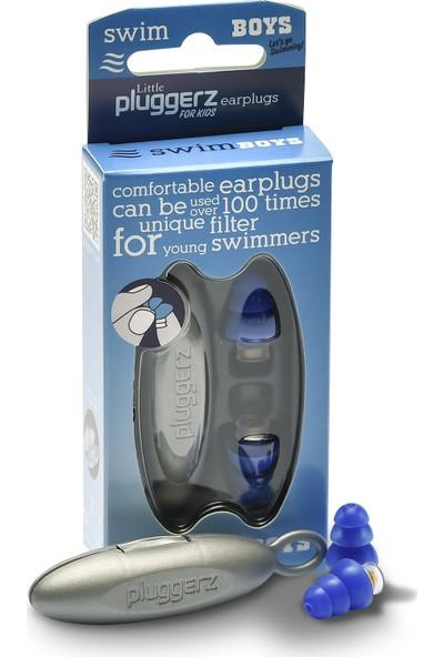 Pluggerz Unifit Havuz Yüzme Kulak Tıkacı Erkek Çocuk