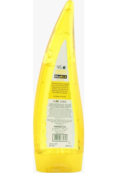 Biorlx Aloe Vera Ginseng Coenzyme Q-10 Anti-Aging Jel 250 ml