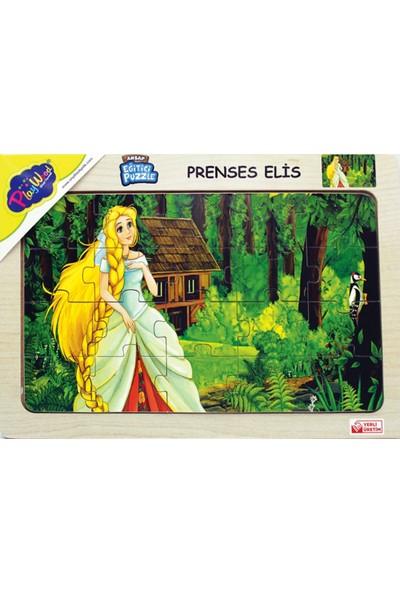 Onyıl Oyuncak Ahşap Puzzle - Prenses Elis