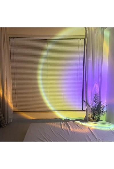 Fairy Günbatımı Lambası Işık Projektör Gün Batımı Işığı Gece (Yurt Dışından)
