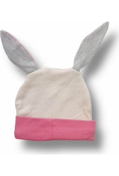 Tomuycuk Mini Tavşan Kız Sweat 3'lü Takım